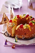 Three Kings cake (Couronne des rois)