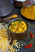 Dhal (Indian lentil dish)