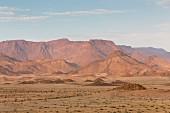 Brandberg, Namibia's highest mountain massive, Erongo Province