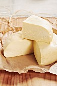 Cow milk cheese from Galicia