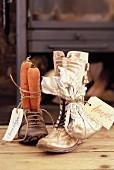 Ausgefallene Nikolausgeschenke in Schuhen