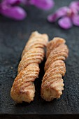 Churros (deep-fried Spanish pastries)