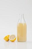 Lemonade and lemons