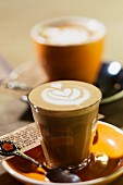 Coffee in Belmondo in Noosa