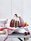 Gingerbeer Christmas Pudding
