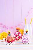 Mini princess dolls