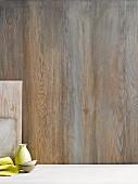 Holzwand als Hintergrund