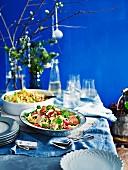 Deli pasta salad