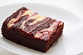 A Red Velvet cheesecake brownie