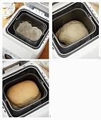 Hefebrot im Brotbackautomat herstellen