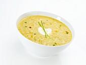 Sämige Maissuppe