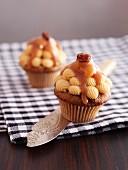 Karamellbutter-Cupcakes
