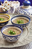 Lentil soup from North Africa