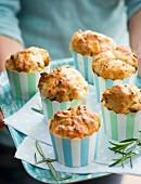 Herb muffins