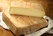 Taleggio (traditional cow's milk cheese, Italy)