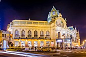 Das Gemeindehaus, ein Prunkstück des Jugendstils, Prag