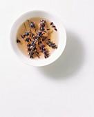 Lavender flower vinegar