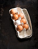 Box of 6 eggs