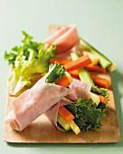 Ham wraps