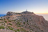 The lighthouse on Cap de Formentor, Majorca