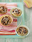 Puff pastry muffins