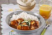 Chinese curry