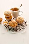 Bratapfelmuffins für Weihnachten