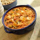 Moqueca de Peixe (fish stew, Brazilian)