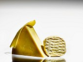 Swiss cheese: Raclette and Tomme al Ancienne
