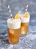 Ceylon-Orangen-Limonade