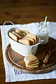 Spiced Italian biscuits
