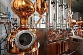 Rochelt distillery, Fritzens, Tyrol, Austria