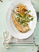 Sole with Ravigote sauce