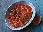 Salsa Albondigas (Spanish tomato sauce)