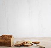 Quick spelt wholemeal bread