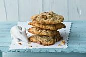 Hafer-Schokoladen-Cookies