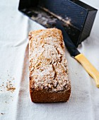 Gluten-free wholemeal sour dough bread