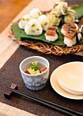Japanische Reissnacks