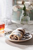 Mamoul (semolina pastries, Arabia)