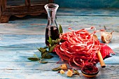 Tagliatelle Barolo – tagliatelle with red wine
