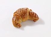 A marzipan croissant