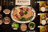 Künstliches Japanisches Essen