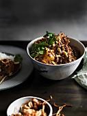 Massaman-Curry mit Rindfleisch & Kartoffeln (Thailand)