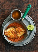 Kingfish masala (India)