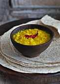 Moong Dhal (yellow mung beans, India)