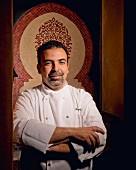 Rachid Agouray, head chef at La Mamounia in Marrakesh