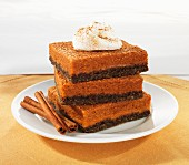 Pumpkin spice slices