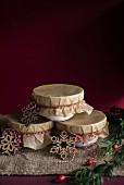 Christmas Pudding zum Verschenken