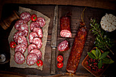Skindaline – Lithuanian sausage made from pork and beef