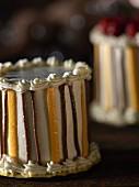 Mini pudding cakes